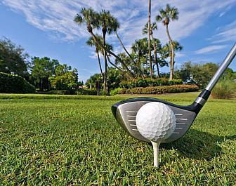 Golf v Arabských emirátech