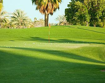 Emirates Golf Club Majlis Course