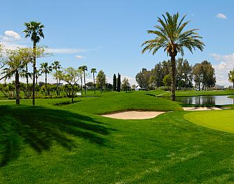 Four Season Al Badia Golf