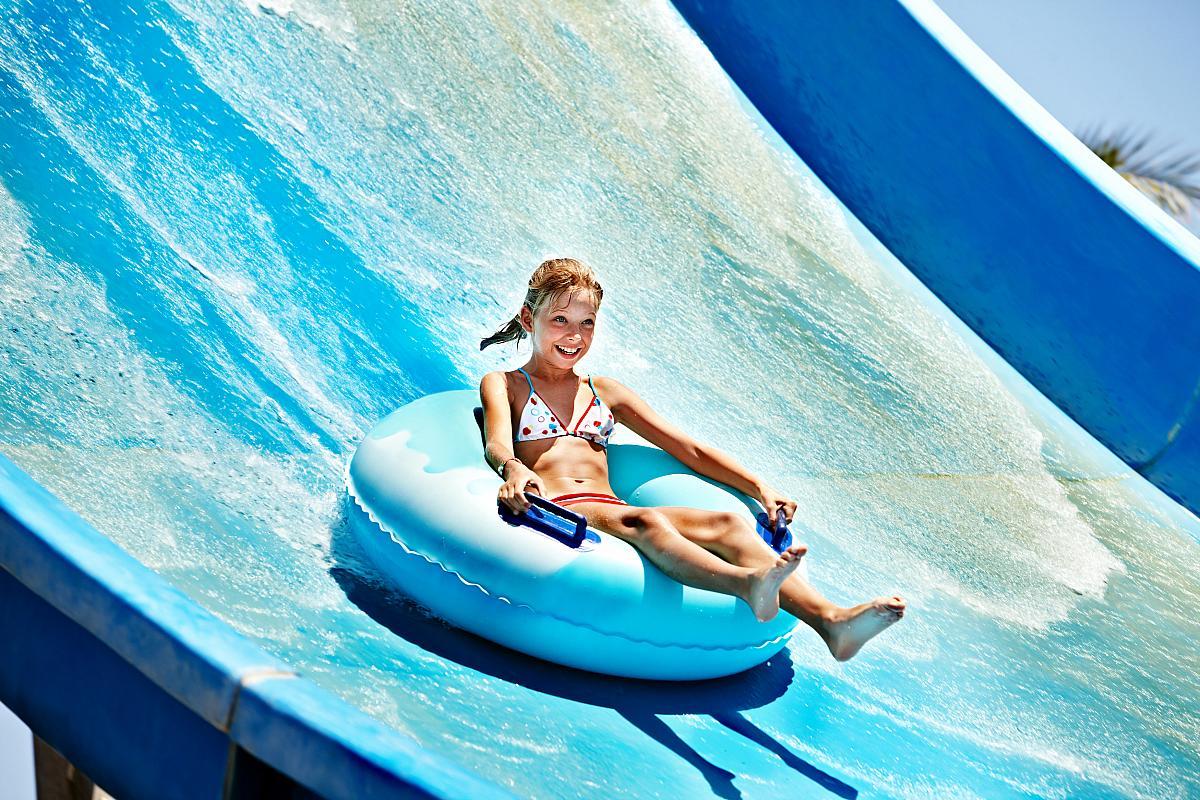 Slide & Splash akvapark Lagoa