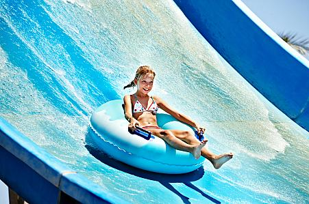 Slide & Splash akvapark Lagoa