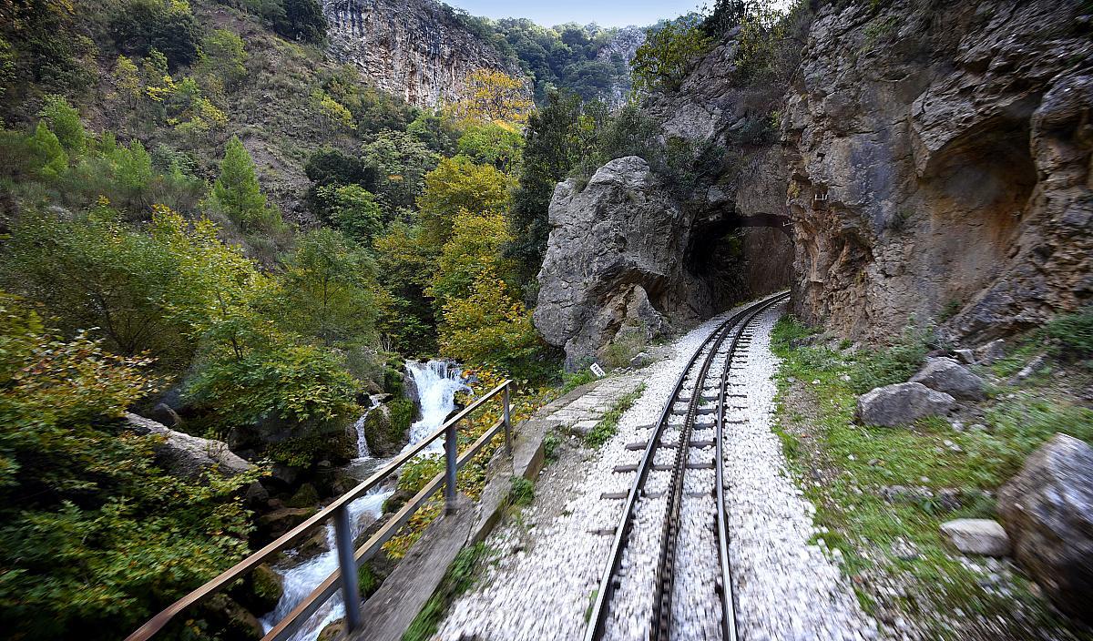 Kalavrytská železnice