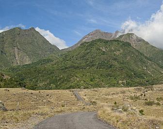 Vulkán Barú