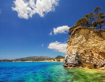 Agios Sostis, moře