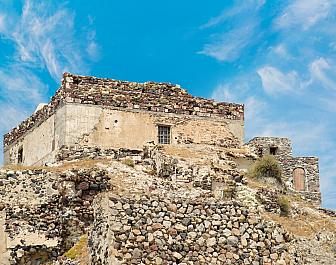 Akrotiri, benátský hrad