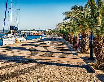 Argostoli, promenáda