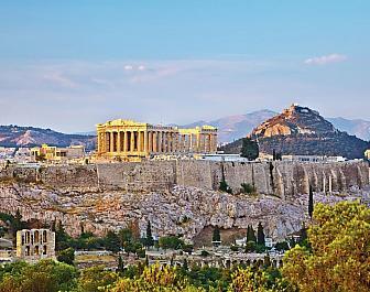 Atény, Akropolis