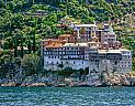 Athos, klášter Osiou Gregoriou