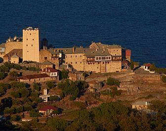 Athos, Pantokrator