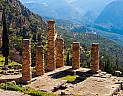 Delfy, Apollonův chrám