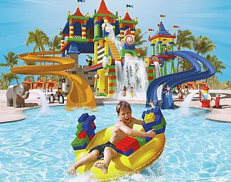 Dubai Parks Resorts, Legoland water park