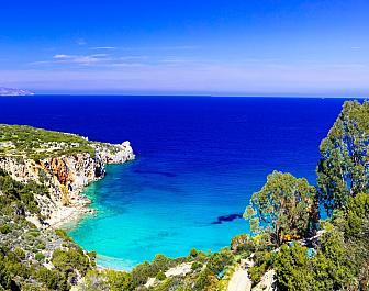 Agios Nikolaos, moře