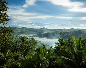 Panajský přírodní park na severozápadě