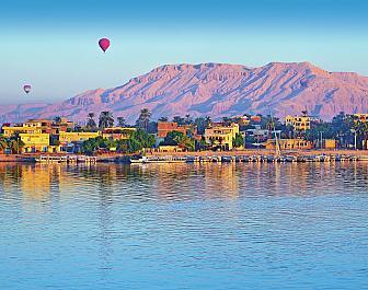 Luxor, jednodenní výlet