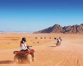 Quad Safari - Hurghada