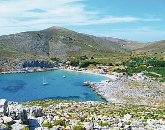 Kalymnos - Pserimos - Plati