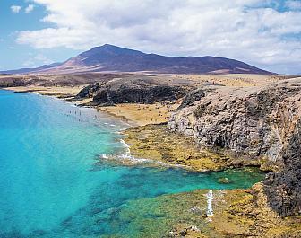 Velký okruh ostrovem Lanzarote