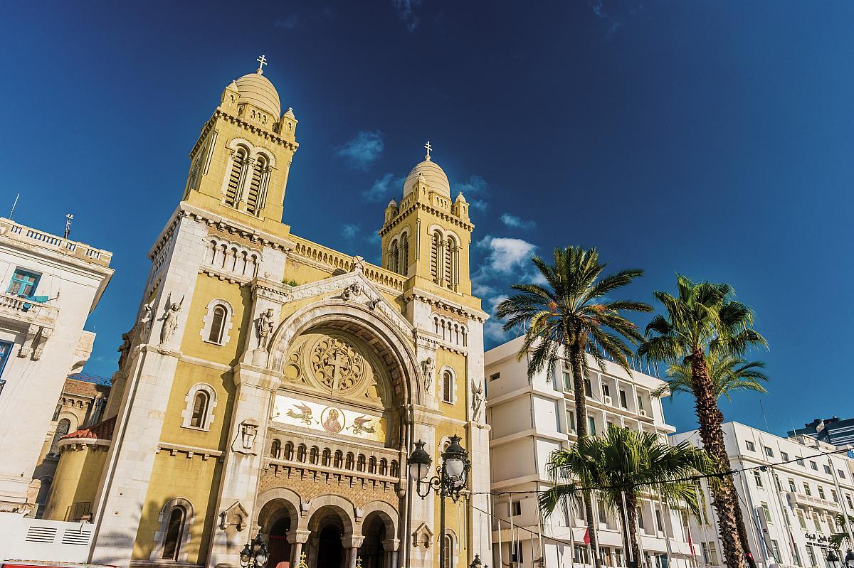 Tunis, Kartágo, Sidi Bou Said