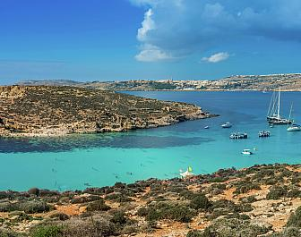 Plavba Malta a Taormina