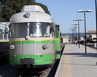 Turistická železnice