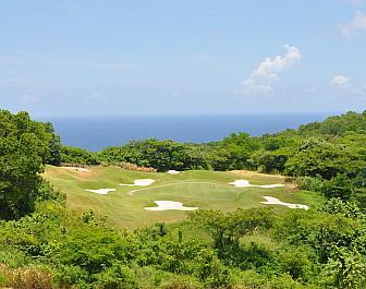 Golf na Jamajce
